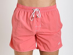 Hugo Boss Lobster Swim Shorts Coral
