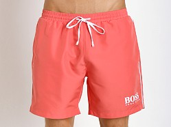 Hugo Boss Starfish Swim Shorts Orange