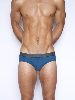 C-IN2 Pop Colors Lo No Show Brief Artic Night