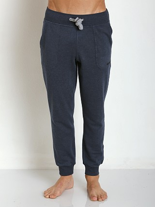 2xist Active Core Terry Sweatpant Denim Heather