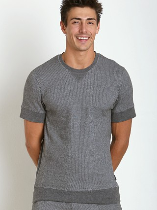 Complete the look: 2xist Comfort Lounge Crew Neck Shirt Black Heather