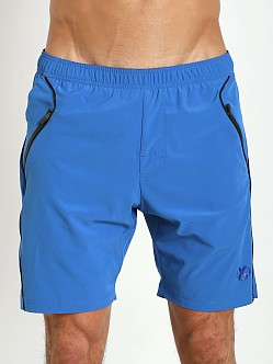 2xist Trainer Tech Short Victoria Blue