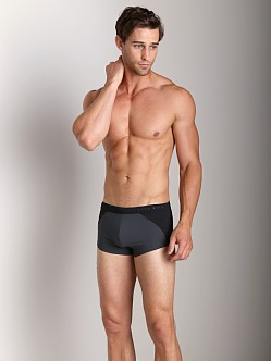 Hugo Boss Krill Swim Trunk Charcoal
