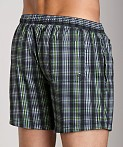 Hugo Boss Crocodile Shark Swim Shorts Charcoal, view 4