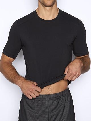 C-IN2 Grip Lite Crew Neck Shirt Black