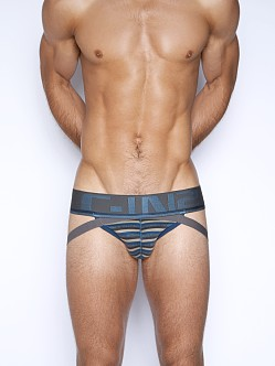 C-IN2 Pop Stripes Jock Strap Arctic Night