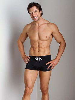 2xist Cabo Swim Trunk Black