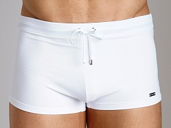 2xist Cabo Swim Trunk White
