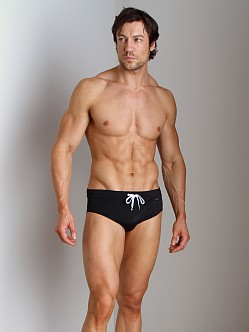 2xist Rio No-Show Swim Brief Black