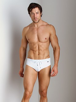 2xist Rio No-Show Swim Brief White