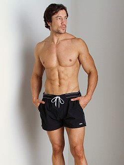 2xist Ibiza Swim Shorts Black