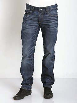 G-Star Morris Low Straight Jeans Taland Denim