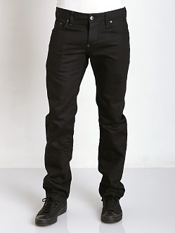 G-Star Attacc Low Straight Jeans Black Format Denim