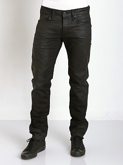 G-Star 3301 Low Tapered Jeans Klin Black Denim
