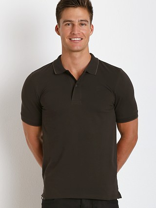 G-Star Lockstart Polo Shirt Raven