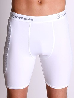 McDavid Hexpad Soccer Striker Short White