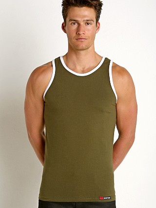 You may also like: Go Softwear California Classic Tank Top Green/White