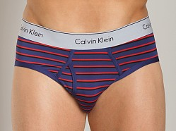 Calvin Klein Modern Classic Low Rise Brief Smooth Sailing