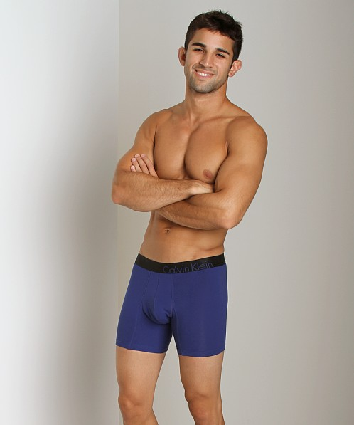 Calvin Klein Bold Cotton Boxer Brief Smooth Sailing
