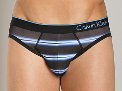 Calvin Klein CK One Micro Hip Brief Soft Aqua