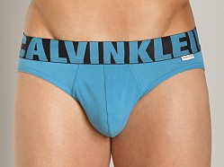 Calvin Klein X Micro Hip Brief Realm Blue