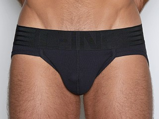 Model in bob black C-IN2 Hard//Core Sport Brief