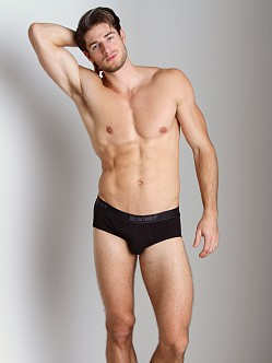 2xist 3-Pack Contour Pouch Briefs Black