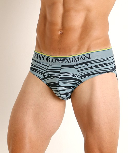 Emporio Armani Graphic Animalizer Brief Dolphin/Marine