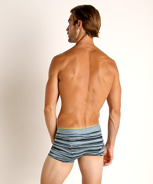 Emporio Armani Graphic Animalizer Trunk Dolphin/Marine