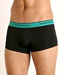 Emporio Armani Essential Microfiber Trunk Black, view 3