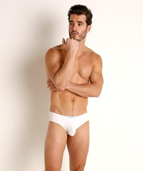 Rick Majors Liquid Skin Hip Brief White