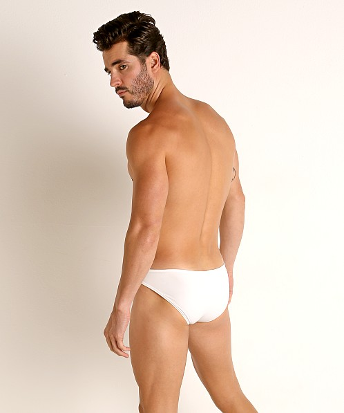 Rick Majors Liquid Skin C-Ring Brief White