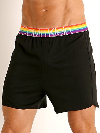 Calvin Klein Pride Edit Sleep Short Black
