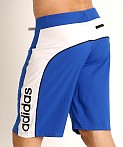 Adidas Stucker II Board Short Royal, view 4