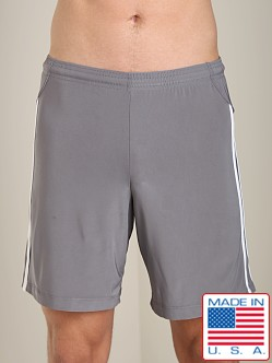 Pistol Pete Slinky Speed Short Grey/White