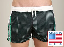 Pistol Pete Pacifica Swim Short Black