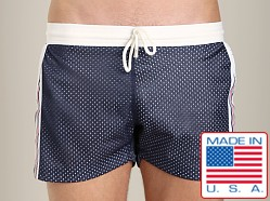 Pistol Pete Pacifica Swim Short Navy