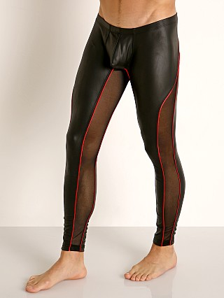 Complete the look: Rick Majors Dark Mode Leggings Black/Red