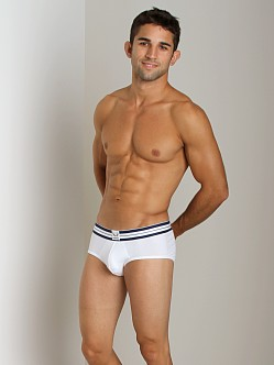 BlueBuck Brief White