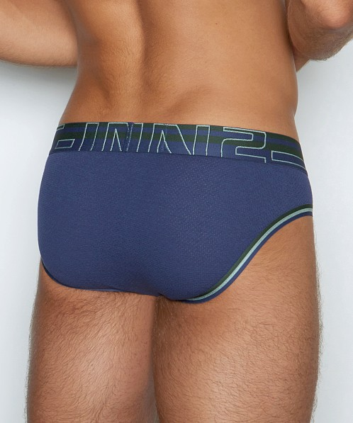 C-IN2 Zen Low Rise Brief Rebel Navy