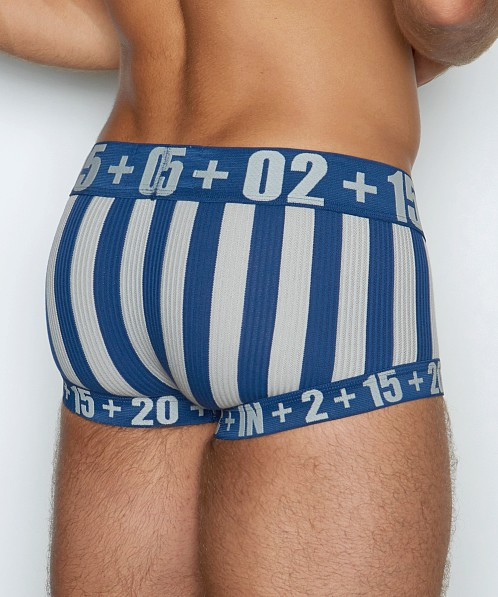 C-IN2 H+A+R+D Fly Front Brief Polonaise Navy