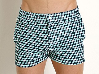 You may also like: LASC Malibu Swim Shorts Turquoise Steps
