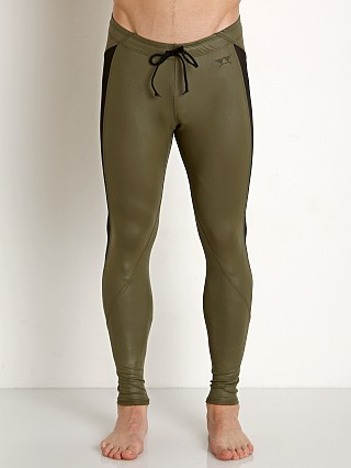 You may also like: LASC Faux Leather Tight Olive