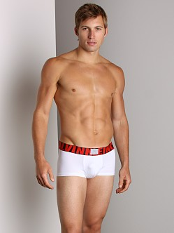 Calvin Klein X Micro Low Rise Trunk White