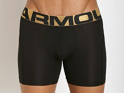 Under Armour Elite BoxerJock Black/Stealth Grey