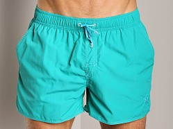 Hugo Boss Lobster Swim Shorts Green