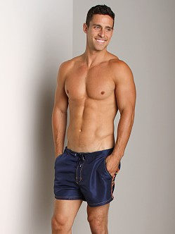 Hugo Boss Lionfish Swim Shorts Navy
