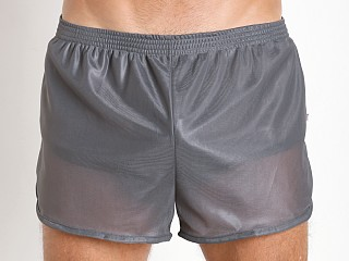 You may also like: American Jock 70's Retro Featherweight Running Shorts Charcoal