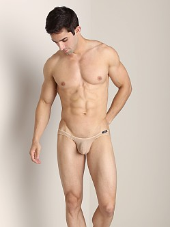 Gregg Homme Torrid HyperStretch Low-Cut Briefs Nude