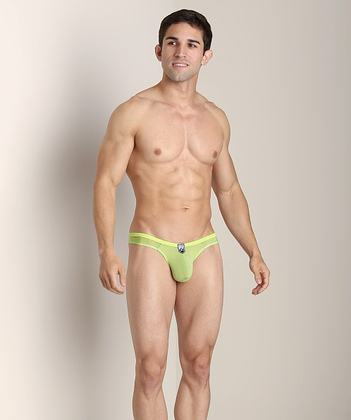 Gregg Homme Showoff Thong Lime